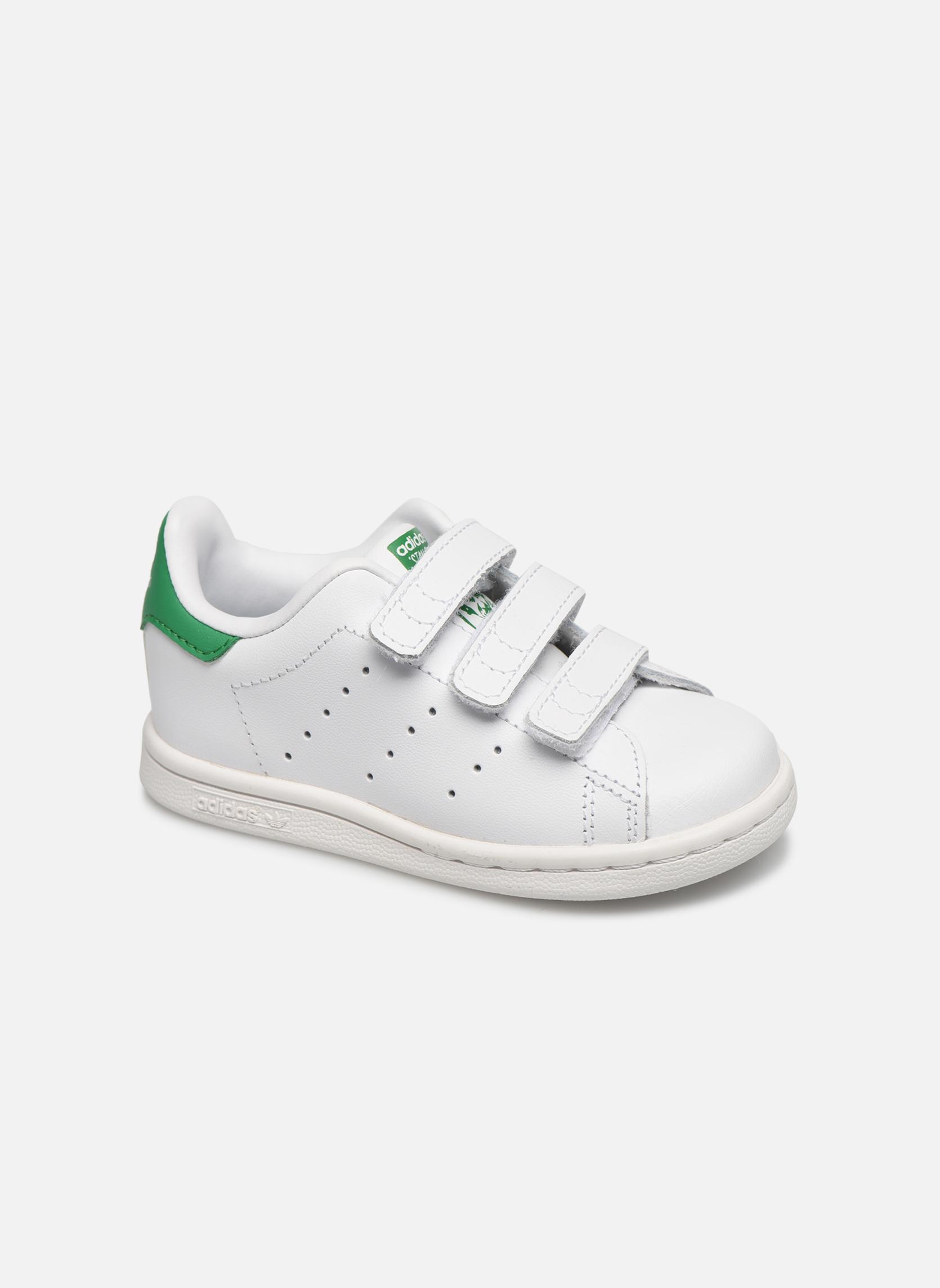 Sneakers Adidas Originals SUPERSTAR FOUNDATION CF I Wit detail