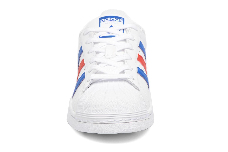 Ftwbla Noiess Ftwbla Adidas Originals SUPERSTAR J (Blanc)