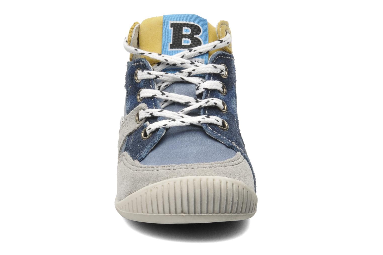 Bottines et boots Babybotte FUN Bleu vue portées chaussures