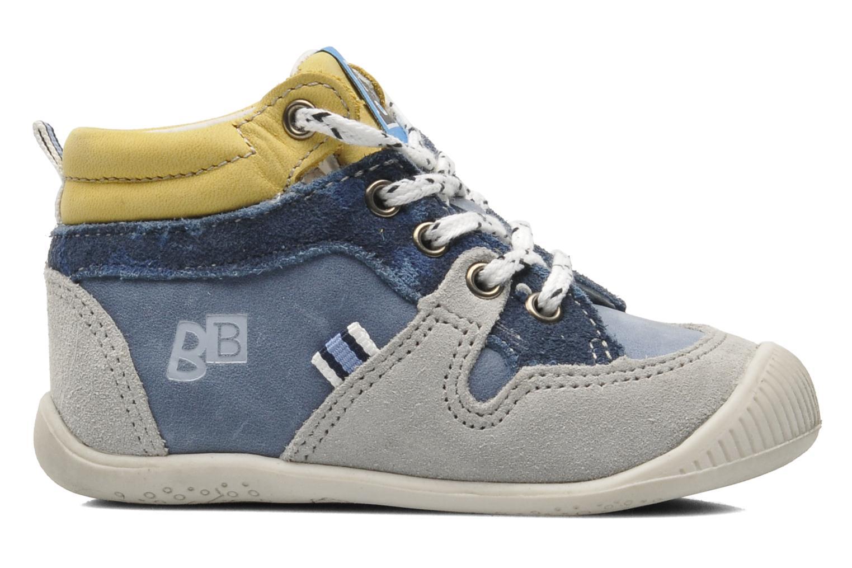 Bottines et boots Babybotte FUN Bleu vue derrière