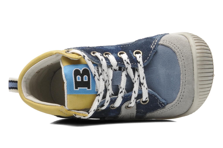 Bottines et boots Babybotte FUN Bleu vue gauche