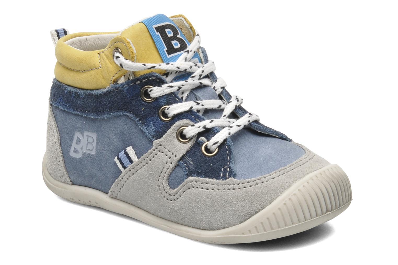 Bottines et boots Babybotte FUN Bleu vue détail/paire