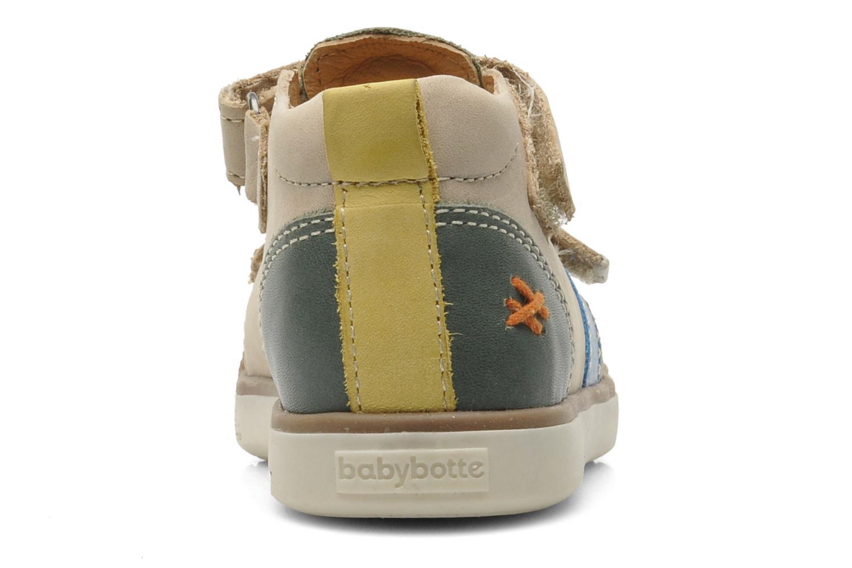 Bottines et boots Babybotte SLIIMY Beige vue droite