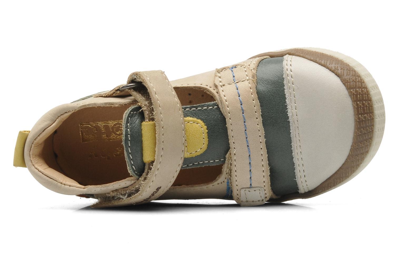 Bottines et boots Babybotte SLIIMY Beige vue gauche