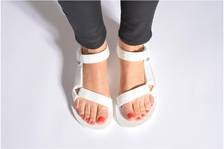 Sandaler Teva Original universal W Hvid se forneden