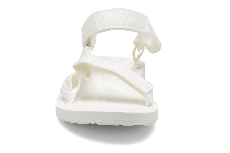 Sandaler Teva Original universal W Hvid se skoene på