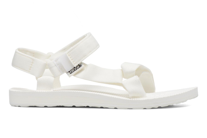 Sandaler Teva Original universal W Hvid se bagfra