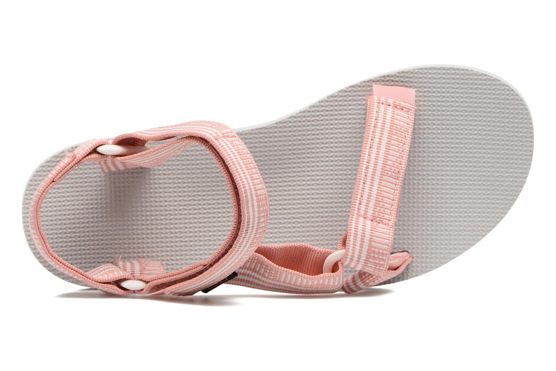 Sandalen Teva Original universal W rosa ansicht von links
