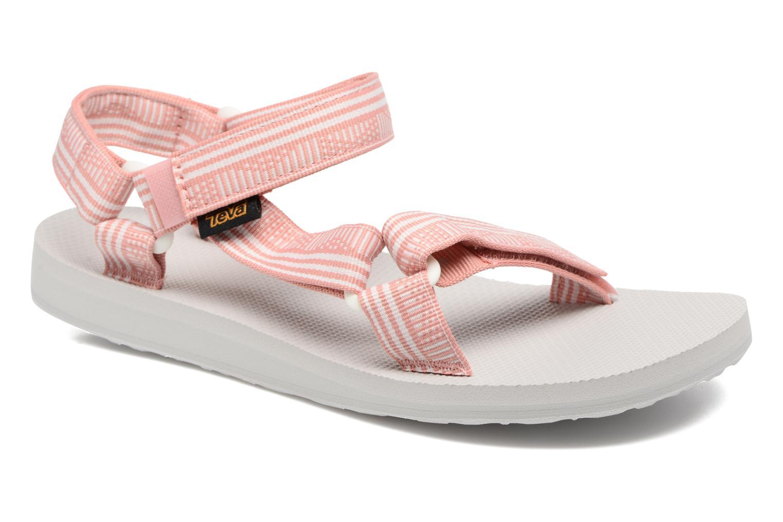 Sandalen Teva Original universal W rosa detaillierte ansicht/modell