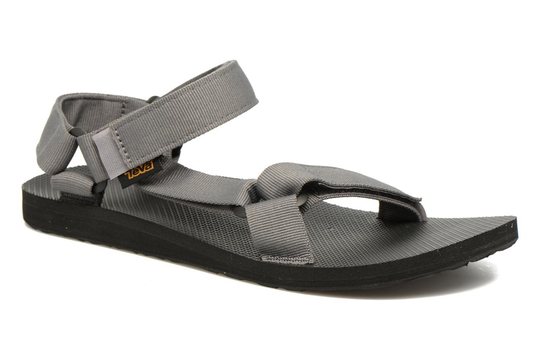 Sandales et nu-pieds Teva Original universal Gris vue détail/paire