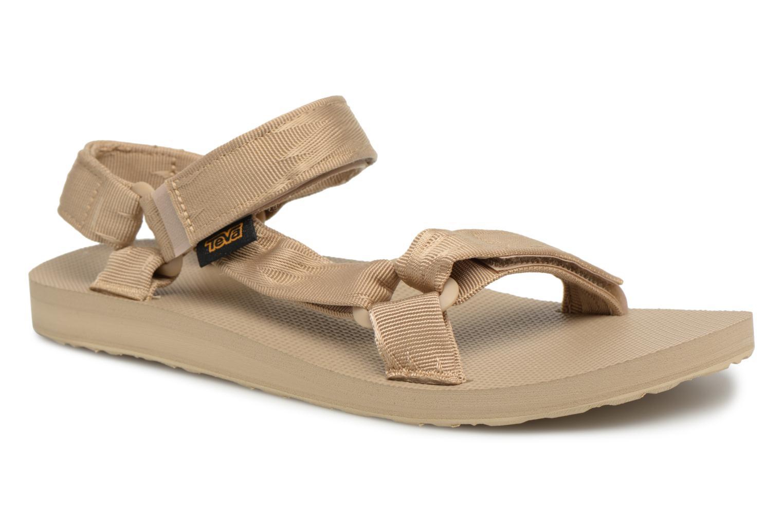Teva Original universal (Gris) - Sandales et nu-pieds chez Sarenza (318384)