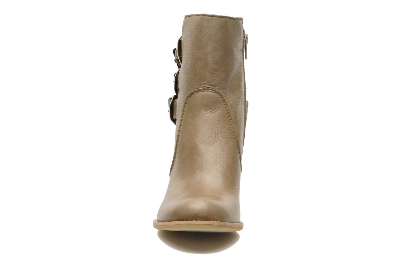 Ankle boots Sweet Lemon L.5.EVA Beige model view