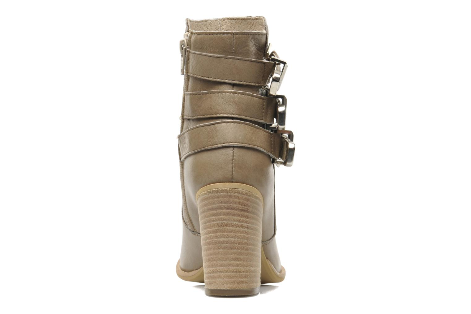 Ankle boots Sweet Lemon L.5.EVA Beige view from the right