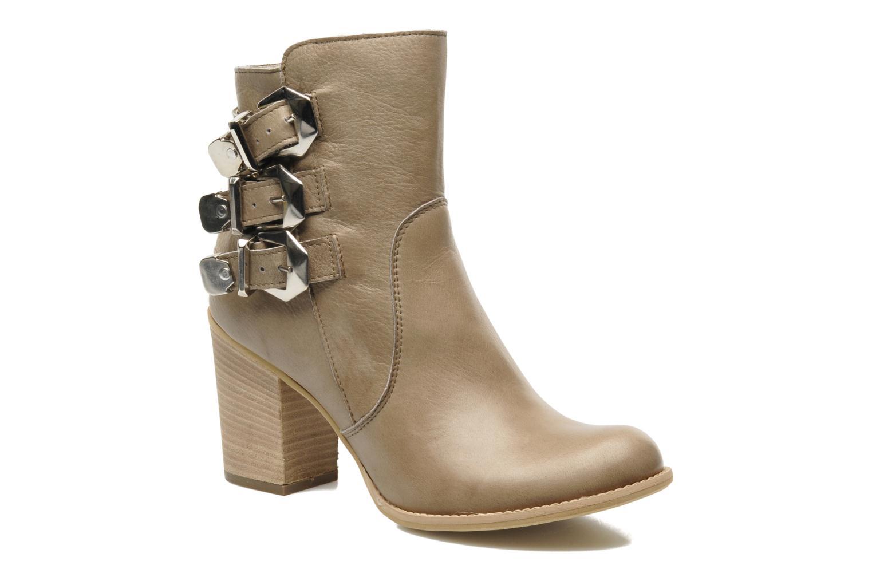 Ankle boots Sweet Lemon L.5.EVA Beige detailed view/ Pair view