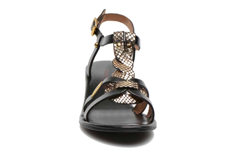Sandals Les Tropéziennes par M Belarbi Bilboa Multicolor model view
