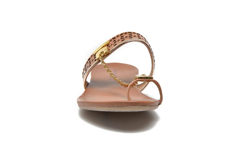 Clogs og træsko Les Tropéziennes par M Belarbi Bengali Brun se skoene på