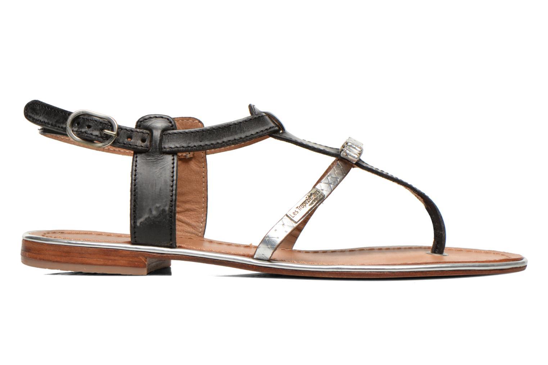 Sandalen Les Tropéziennes par M Belarbi Bantou schwarz ansicht von hinten