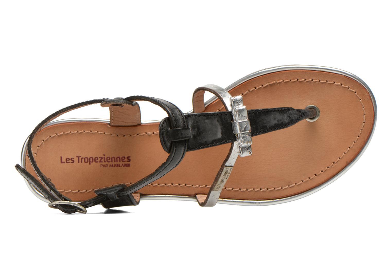 Sandali e scarpe aperte Les Tropéziennes par M Belarbi Bantou Nero immagine sinistra