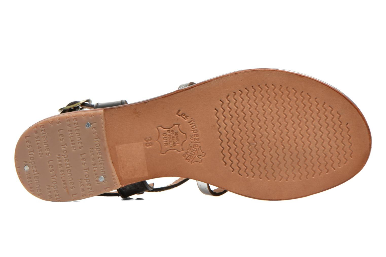 Sandali e scarpe aperte Les Tropéziennes par M Belarbi Bantou Nero immagine dall'alto