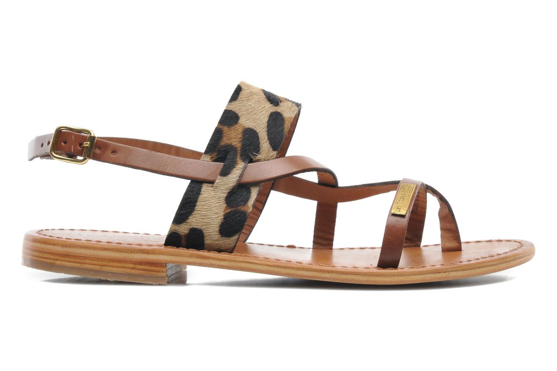 Sandali e scarpe aperte Les Tropéziennes par M Belarbi Baule Marrone immagine posteriore