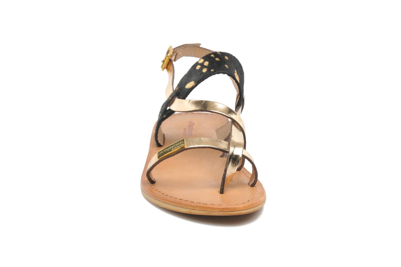 Sandales et nu-pieds Les Tropéziennes par M Belarbi Baule Multicolore vue portées chaussures