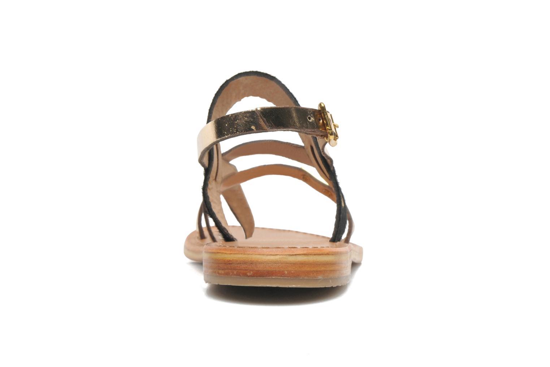 Sandales et nu-pieds Les Tropéziennes par M Belarbi Baule Multicolore vue droite