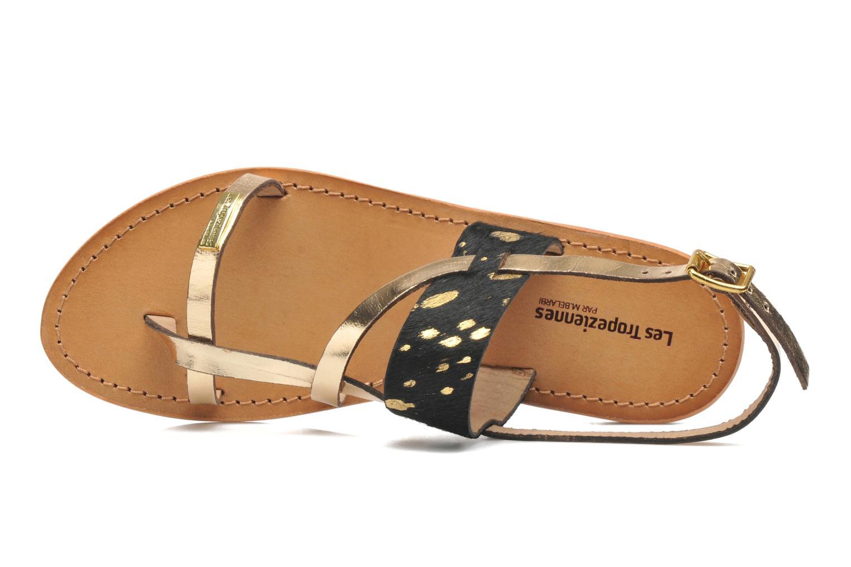 Sandales et nu-pieds Les Tropéziennes par M Belarbi Baule Multicolore vue gauche