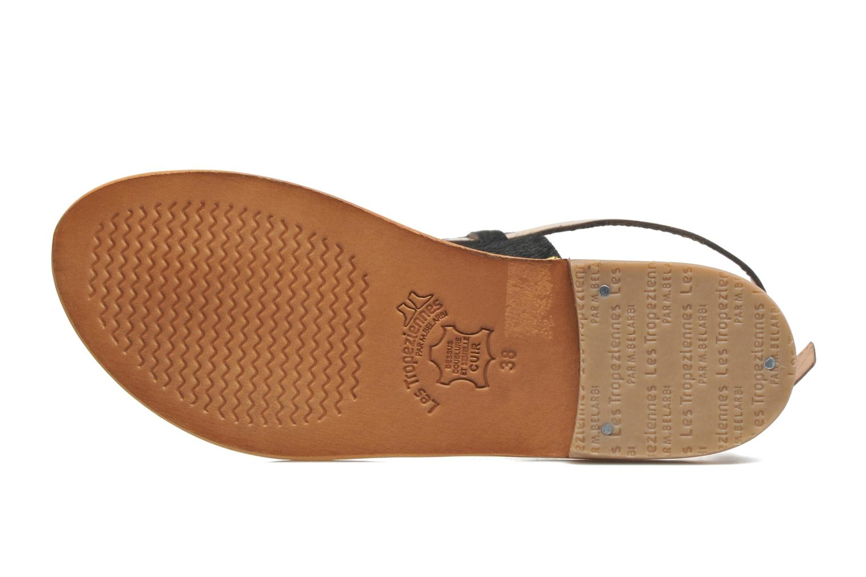 Sandales et nu-pieds Les Tropéziennes par M Belarbi Baule Multicolore vue haut