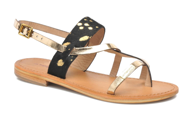 Sandales et nu-pieds Les Tropéziennes par M Belarbi Baule Multicolore vue détail/paire