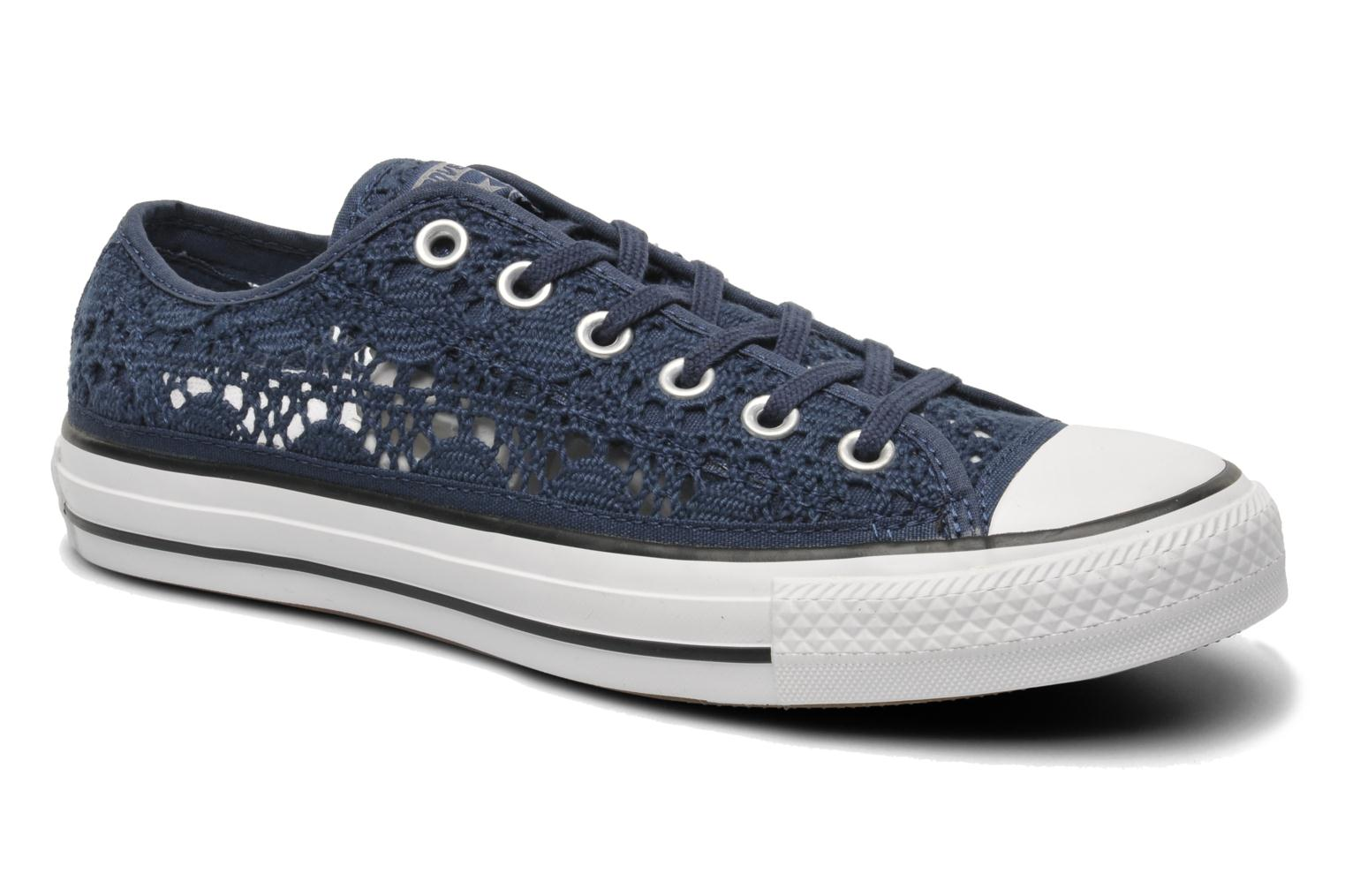 converse chuck taylor all star bleu