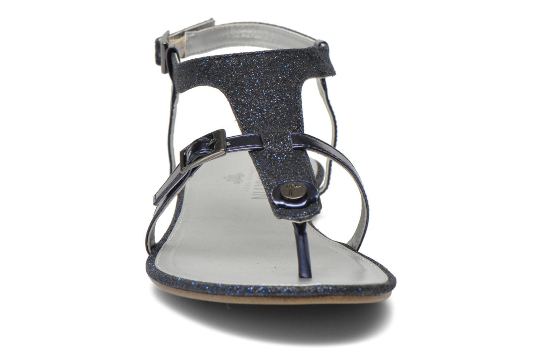 Sandals JB MARTIN 2Gaelia Blue model view