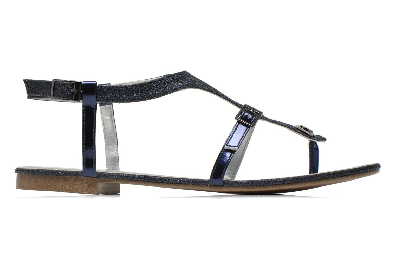 Sandales et nu-pieds JB MARTIN 2Gaelia Bleu vue derrière