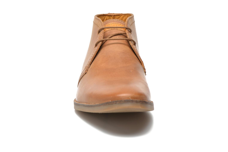 Chaussures à lacets Redskins Wolna Marron vue portées chaussures