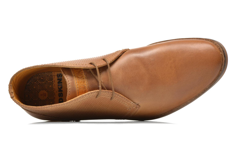 Chaussures à lacets Redskins Wolna Marron vue gauche