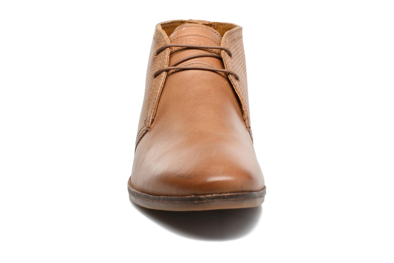 Zapatos con cordones Redskins Wolna Marrón vista del modelo
