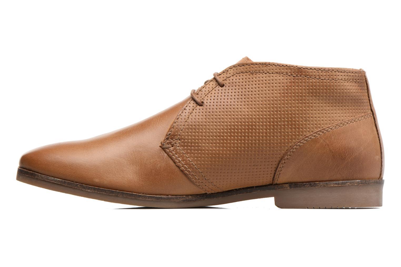 Zapatos con cordones Redskins Wolna Marrón vista de frente