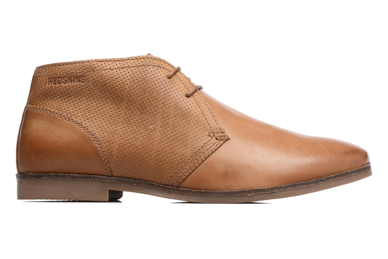 Zapatos con cordones Redskins Wolna Marrón vistra trasera
