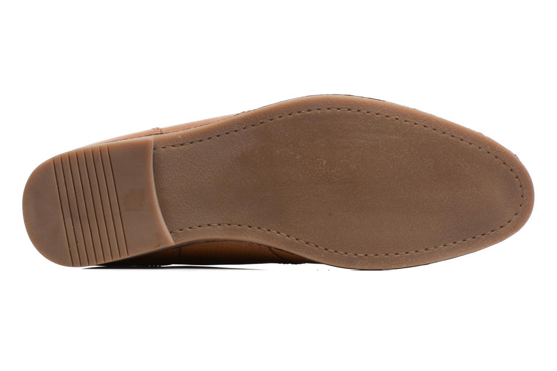 Zapatos con cordones Redskins Wolna Marrón vista de arriba