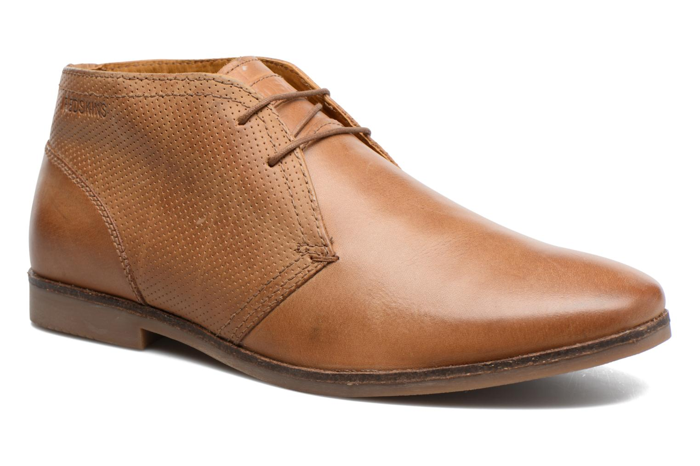 Zapatos con cordones Redskins Wolna Marrón vista de detalle / par