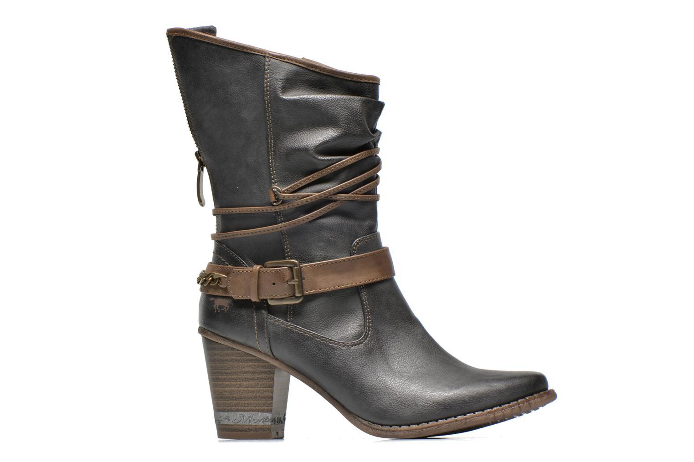Bottines et boots Mustang shoes Louison Gris vue derrière