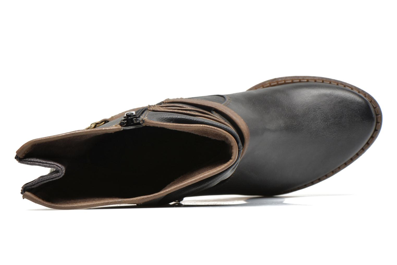 Bottines et boots Mustang shoes Louison Gris vue gauche