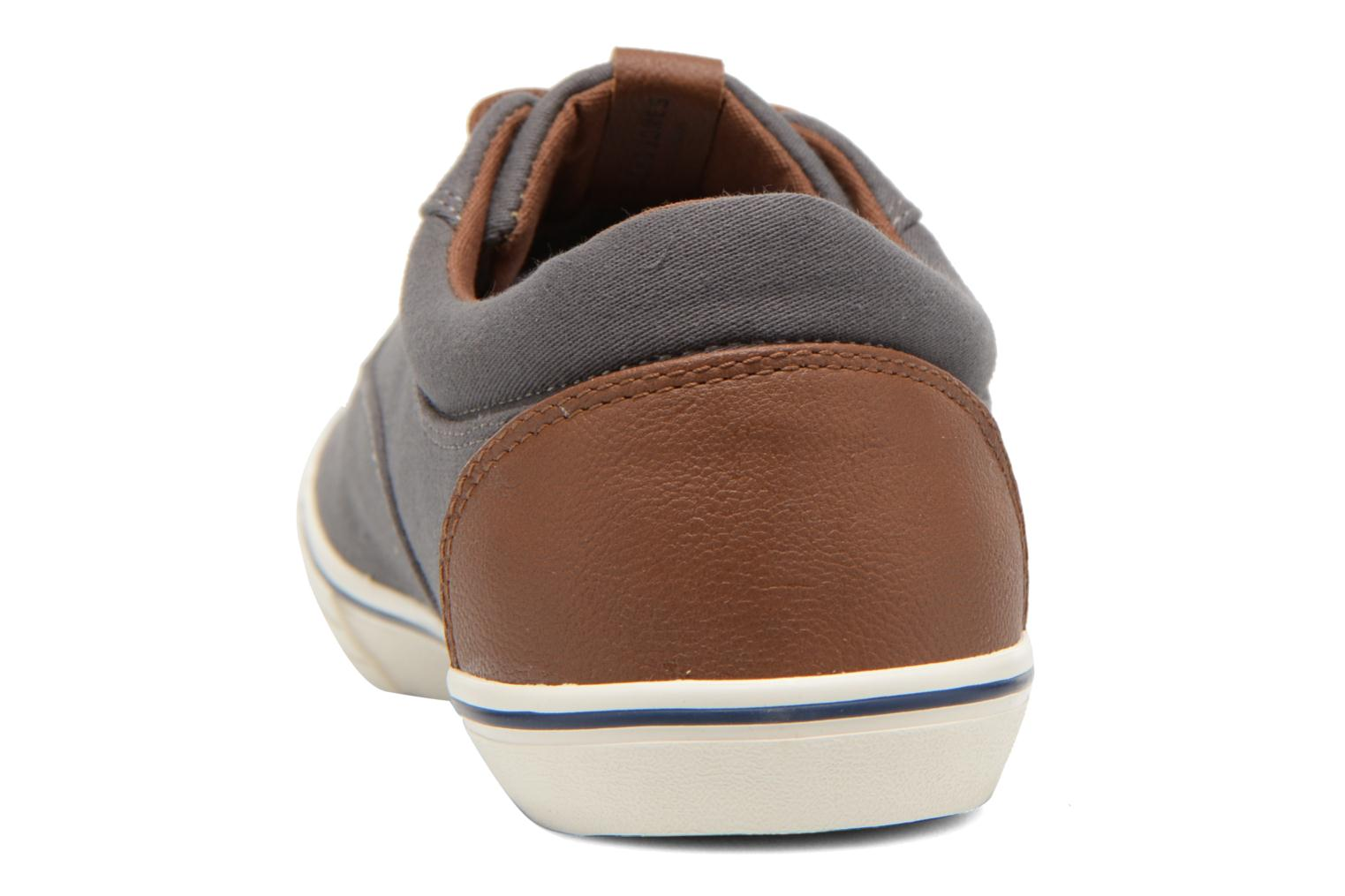 Trainers Jack & Jones JJ Vision Grey view from the right