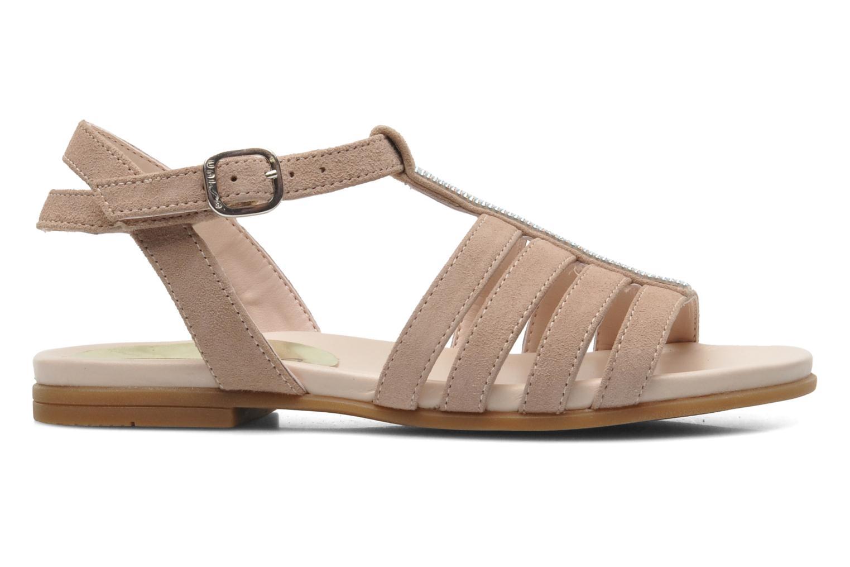 Sandales et nu-pieds Unisa Leire_KS Rose vue derrière