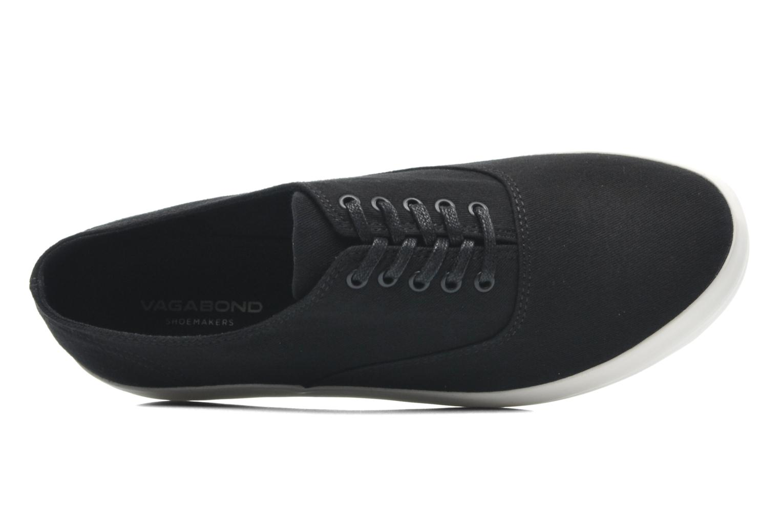 Trainers Vagabond Shoemakers KEIRA 3944-180 Black view from the left