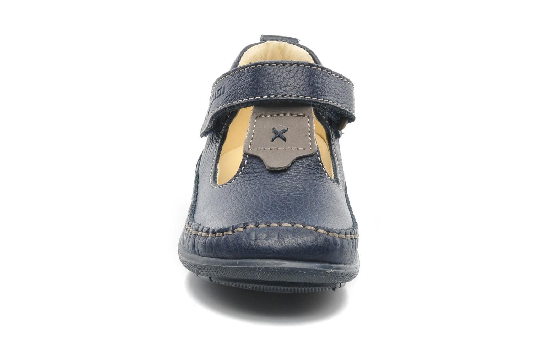 Bottines et boots Primigi BLUME 1-E Bleu vue portées chaussures