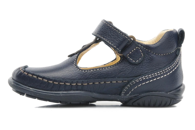 Bottines et boots Primigi BLUME 1-E Bleu vue face