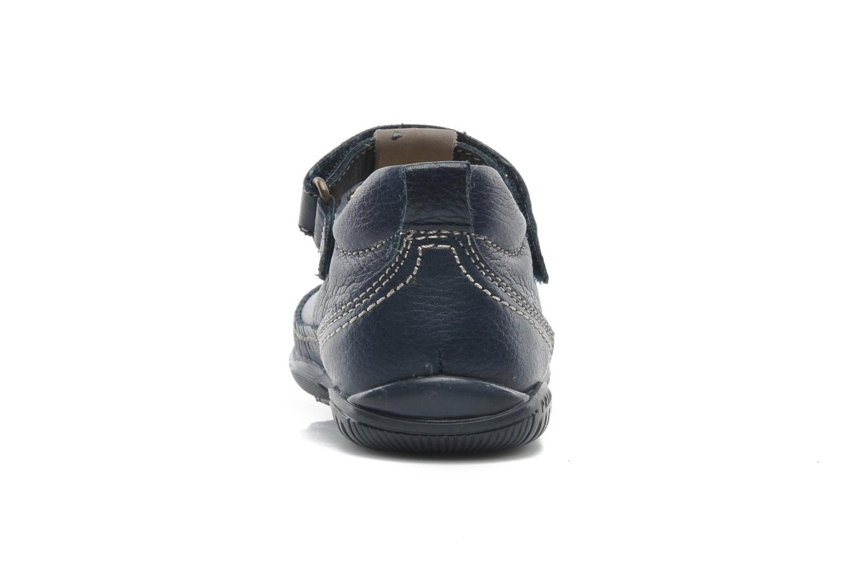 Bottines et boots Primigi BLUME 1-E Bleu vue droite