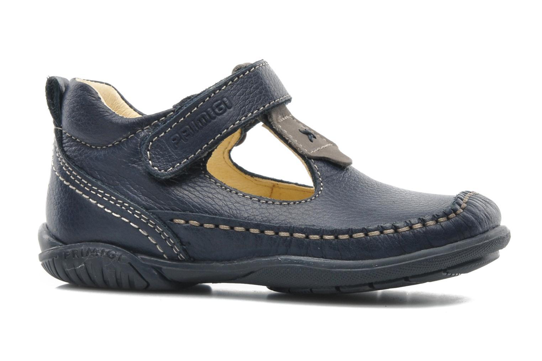 Bottines et boots Primigi BLUME 1-E Bleu vue derrière
