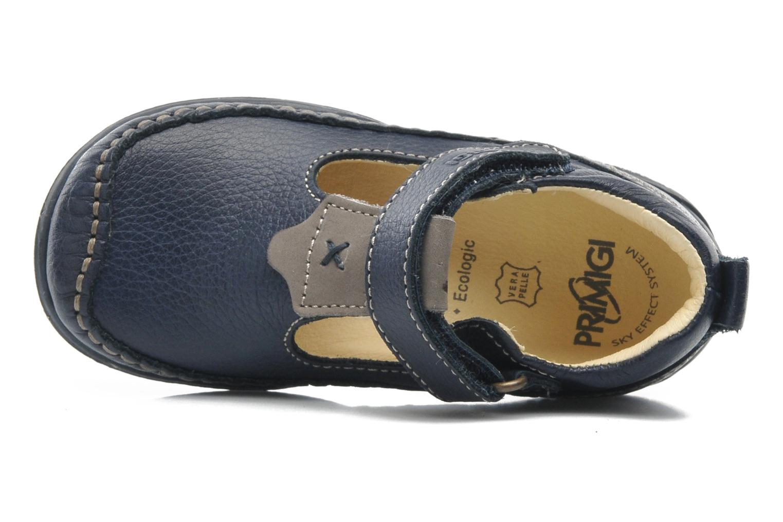 Bottines et boots Primigi BLUME 1-E Bleu vue gauche