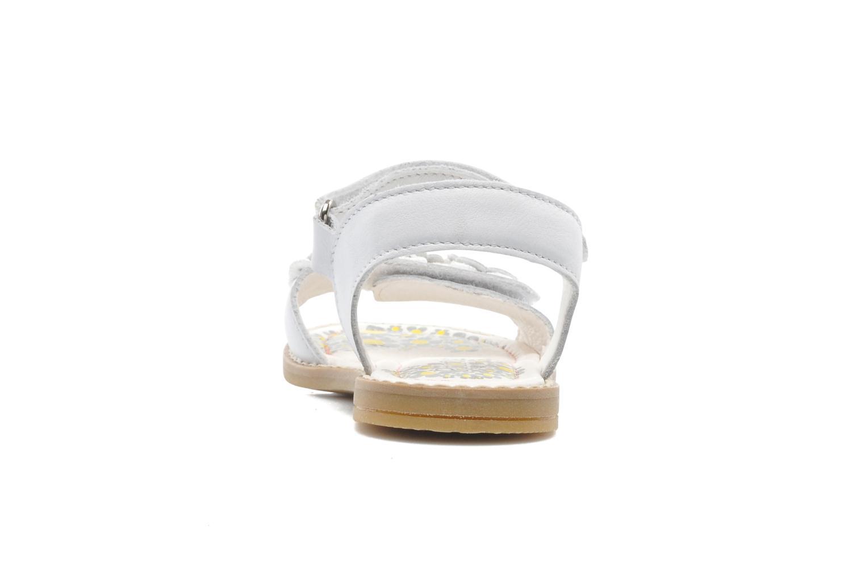 Sandales et nu-pieds Primigi LEILANI Blanc vue droite